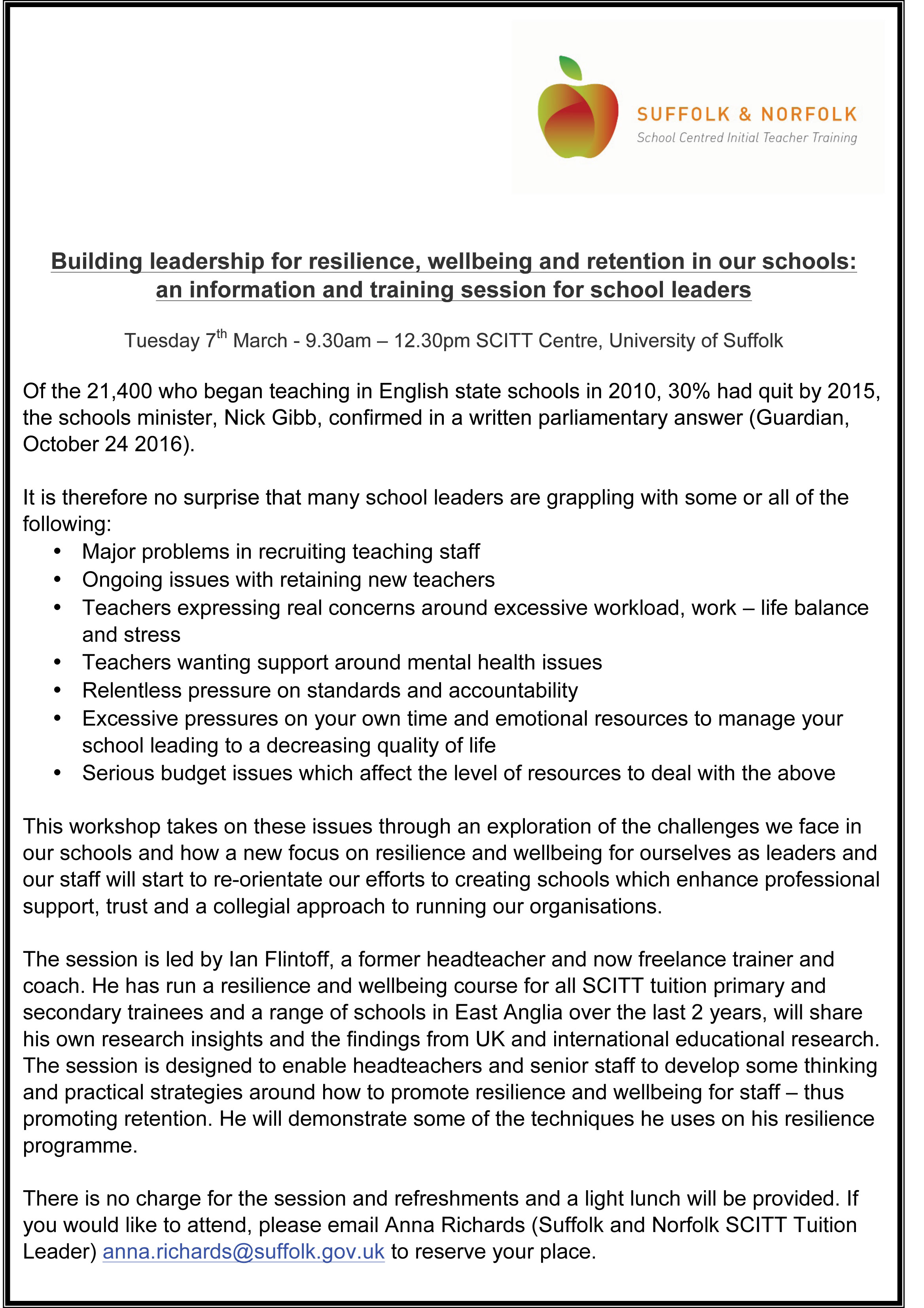 Building-leadership-for-resilience-and-wellbeing-in-our-schoolsMarch72017flier